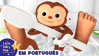 Canção do Banho   Canções infantis   LittleBabyBum