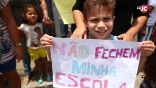 Prefeito corta verba de manutenção da Escola Clodoaldo Gomes, em São Lourenço da Mata