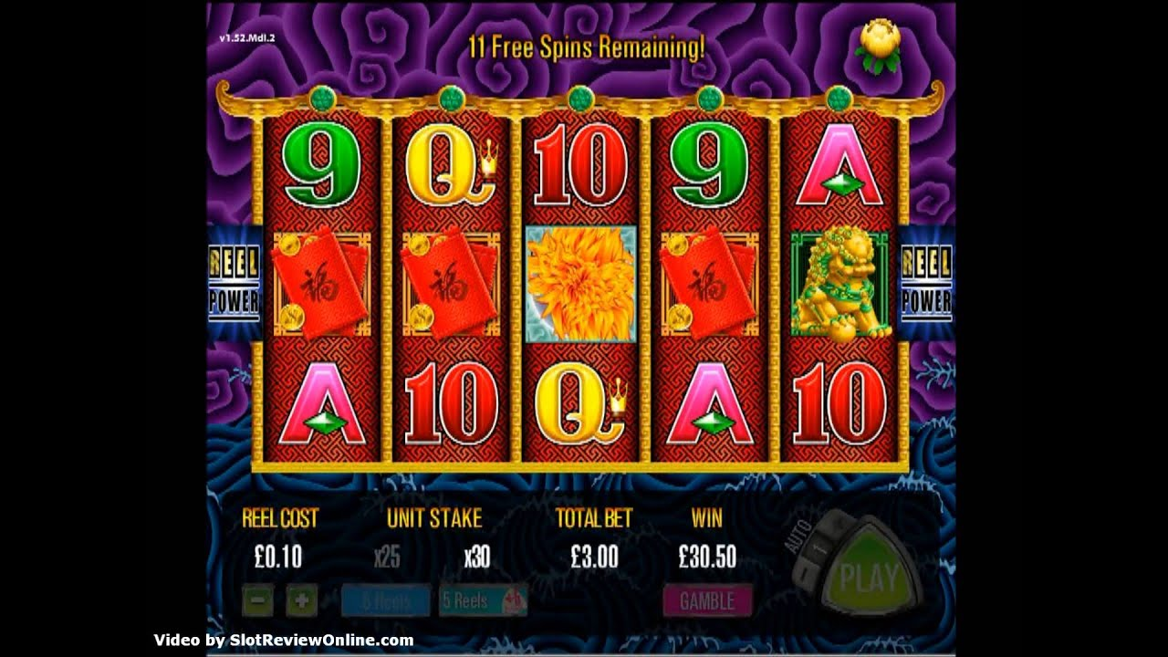 free game 5 dragon slot machine