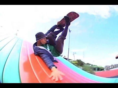 Image video  Gou Miyagi, un skateur original