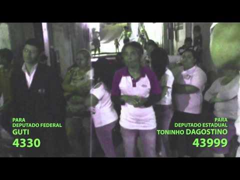 Reunião de candidatos com moradores da Vila São Rafael