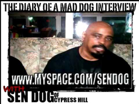 FRONTLINE TV INTERVIEW WITH SEN-DOG (CYPRESS HILL) PART. 3