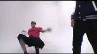 Chris Brown And Adam Sevani DANCE