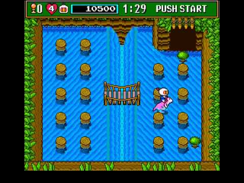 Super Bomberman 3 - First World - User video