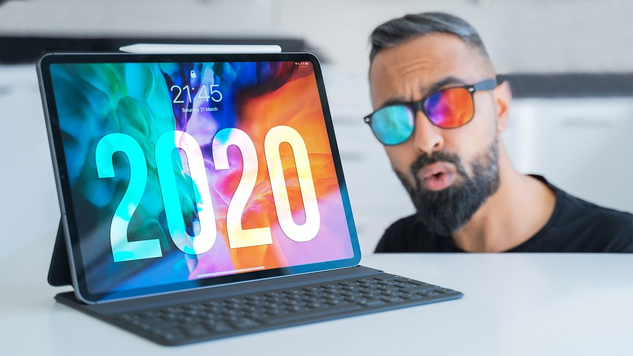 2020 iPad Pro UNBOXING