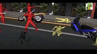 Dựng lại hiện trường vụ Nhóm hiệp sĩ đường phố bị băng cướp xe máy SH ở Sài Gòn đâm chết