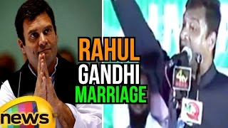Akbaruddin Owaisi Publicly Insults Rahul Gandhi's Marriage..