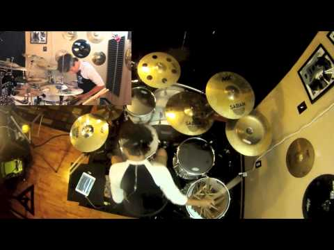 Pierce the Veil King for a Day (feat Kellin Quinn) drum cover by Austin Rios