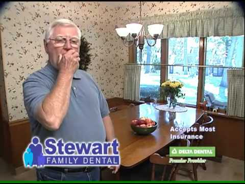 Stewart Family Dental Dentures
