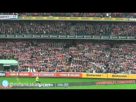 MCG YNWA 95 000 People- Goosebumps- Amazing Scenes