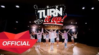 MONSTAR from ST.319 - 'TURN IT UP' Dance Practice