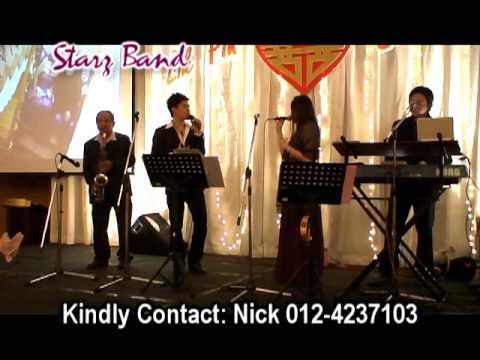The Starz Penang Wedding Jazz Band lweisin 774 views 1 year ago Date 10