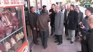 Cengiz Ergün'den Saruhanlı Çıkarması
