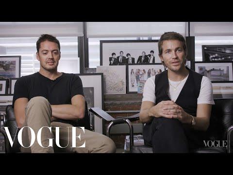 Vogue Voices: Marcus Wainwright and David Neville at Rag & Bone
