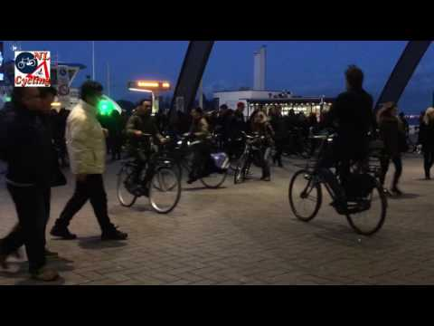 Amsterdam Bicycle Ferry Terminal