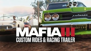 Mafia III - Custom Rides and Racing Trailer