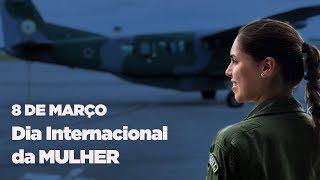 Neste Dia Internacional da Mulher (08/03), a Força Aérea Brasileira (FAB) homenageia as mulheres de seu efetivo. A FAB tem cerca de 11 mil mulheres em suas fileiras. Até o momento, elas ocupam postos de terceiro-sargento a coronel.