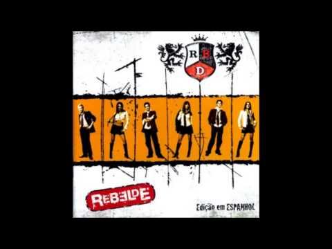 RBD - Rebelde (CD Completo - Versão Mexicana)