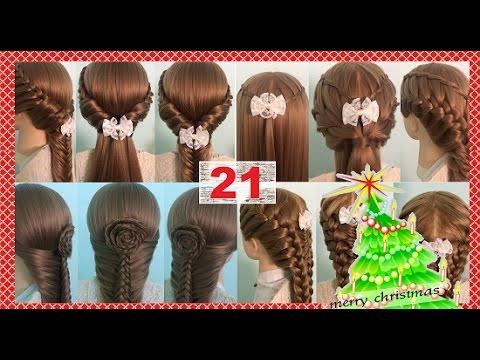 21 kiểu tóc đi chơi Noel xinh hơn Minh Tinh - AnaTran giáng sinh