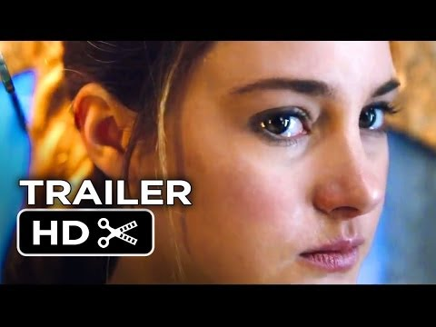Divergent Official Winter Olympics Preview Trailer (2014) - Shailene Woodley, Kate Winslet Movie HD
