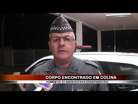 28/05/2019 - Colinense que estava desaparecido é encontrado morto em área rural de Colina