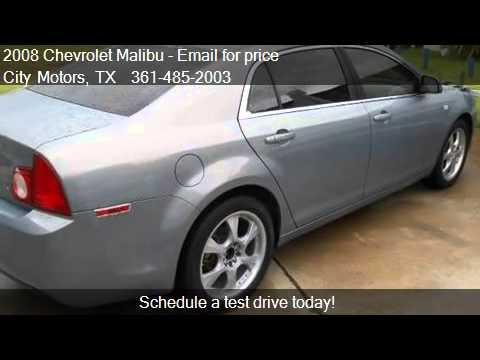 2008 Chevrolet Malibu LS W/1LS - for sale in Victoria, TX 77