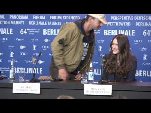 64th International Berlin Film Festival: 'Nymphomaniac' Press Conference