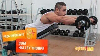 Halley Thorpe - Faça diferente - Elevação frontal