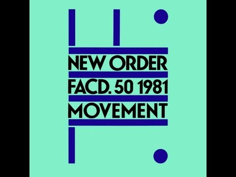 NEW ORDER MOVEMENT 1981 AUDIO VINIL