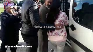 أول فيديو للفتاة المختطفة وصال بعد خروجها من عند البوليس..شوفو كيفاش وْلات |