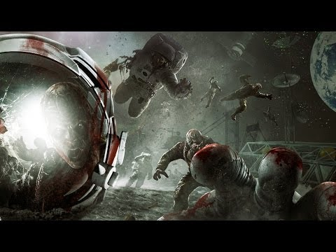 "Custom Zombies ""A GRAND MOON"" - SPACE ZOMBIES!  (CoD WaW Custom Zombies)"