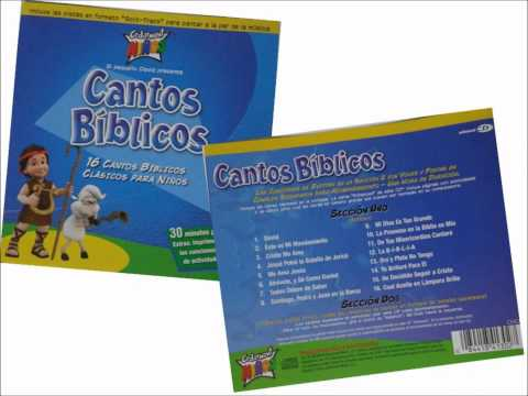 Cantos Bíblicos para Niños