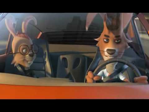 Rozprávky naopak - Korytnačka a Zajac