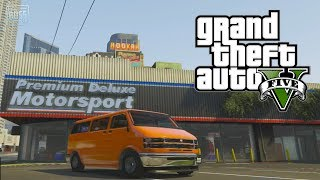 "GTA 5 Online: ""Racer Van"" Bravado Youga Location & Guide"