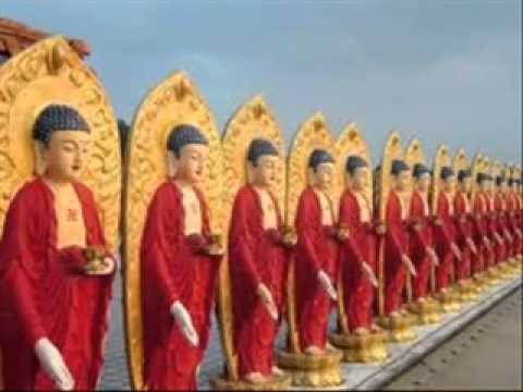 Thầy Dạy Con Niệm Phật