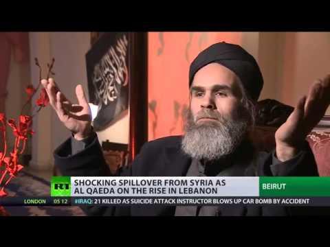 Thanks to Cameron and UK tax payer, Al'Qaeda & Co now spreading doctrine and violence into Lebanon