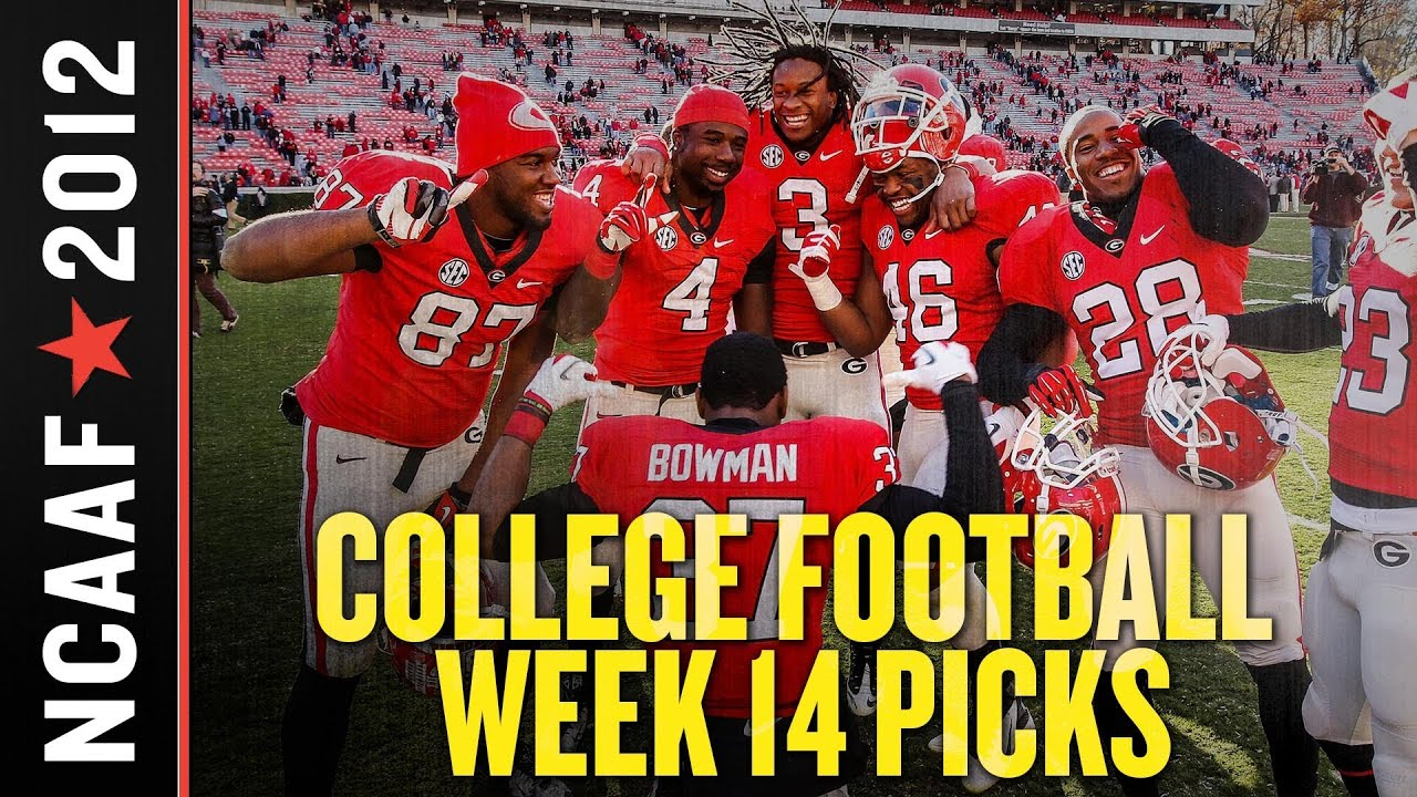 college football schedule for this weekend expert picks