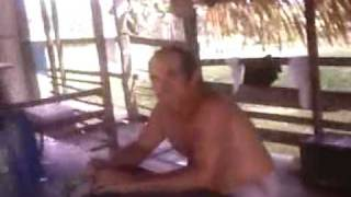Filmagem Tomando Banho No Tio Alonso