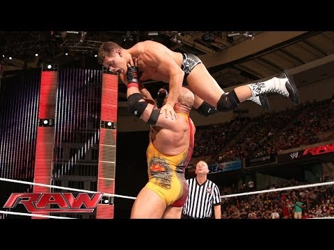 Cody Rhodes vs. Ryback: Raw, May 5, 2014