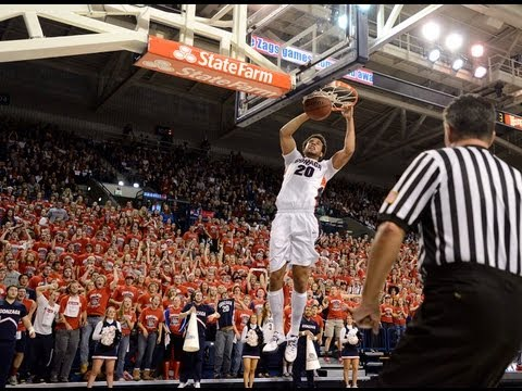 WCC This Week - Gonzaga's Elias Harris