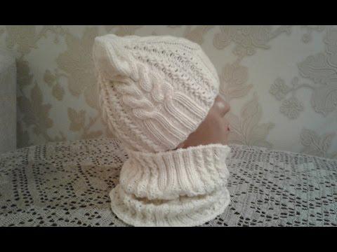 Страна мама вязание спицами шапок