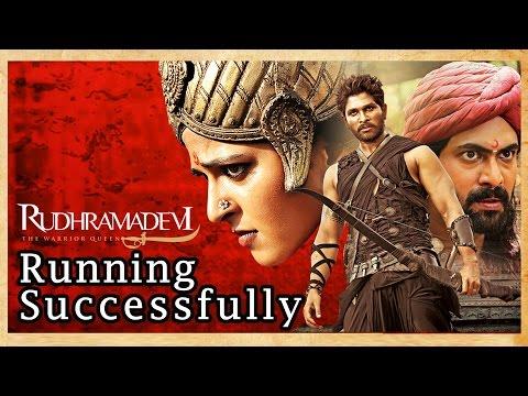 Rudhramadevi-Running-Successfully-Trailer