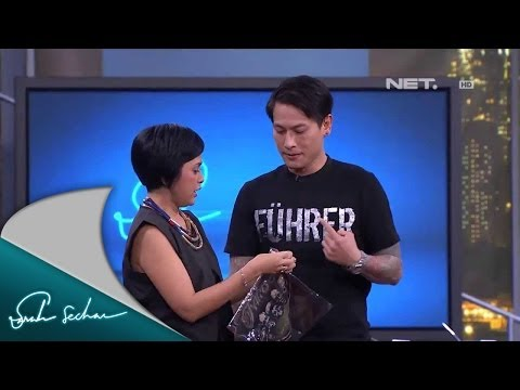 Sarah Sechan-Chef Juna mengaku sangat menyukai Siomay Bandung