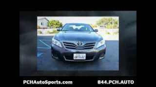 [2011 Toyota Camry LE For Sale PCH Auto Sports] Video
