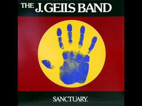 The J. Geils Band - One Last Kiss