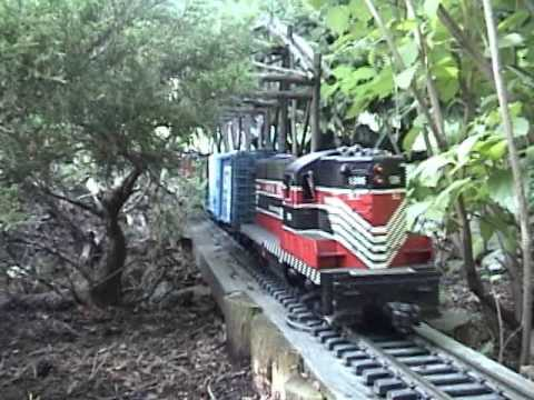 Watch Model Railroad Video Gift for Children and Grandchildren