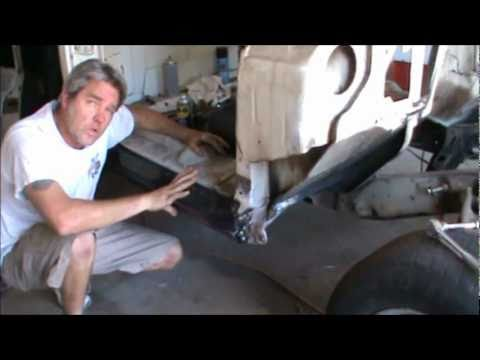How To Do Rust Repair Part 3 1967 To 1972 Rocker Panel