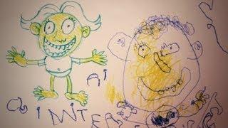 Como Ensinar Crianças A Desenhar