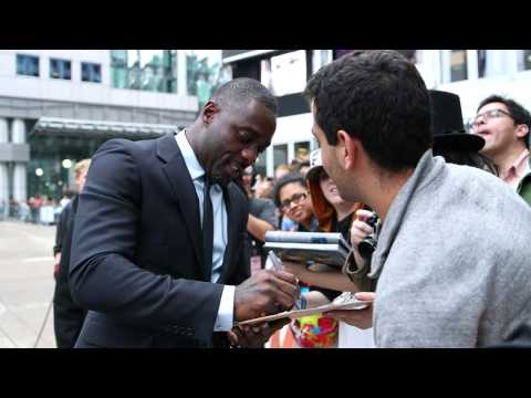 Mandela: Idris Elba at TIFF premiere