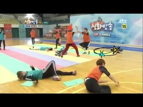 Hình ảnh trong video [120609] Minho Made Taemin Fall.& Then
